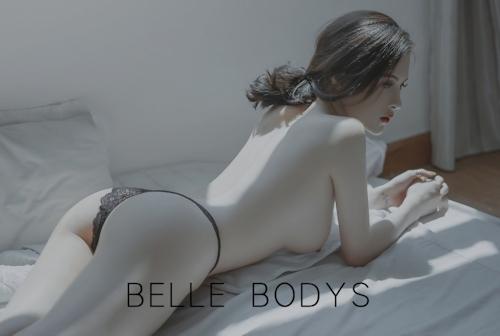 美巨乳な中国美女モデルのセクシーヌード画像 2