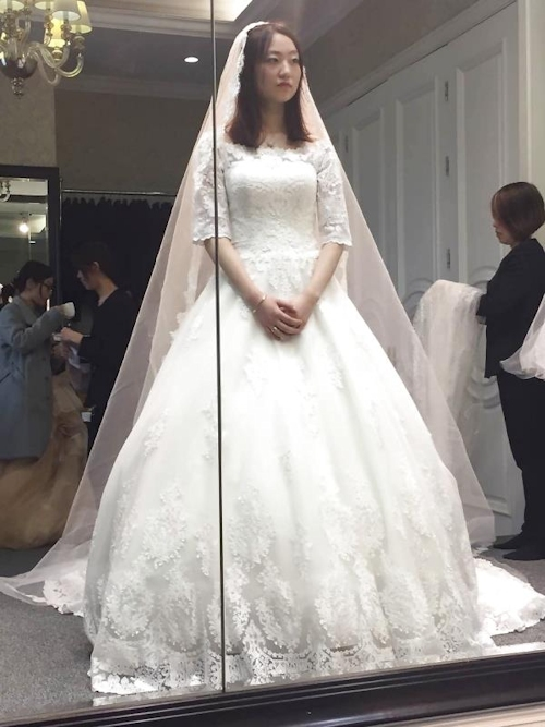 新婚美人若妻の結婚前のプライベートセックス流出画像  1