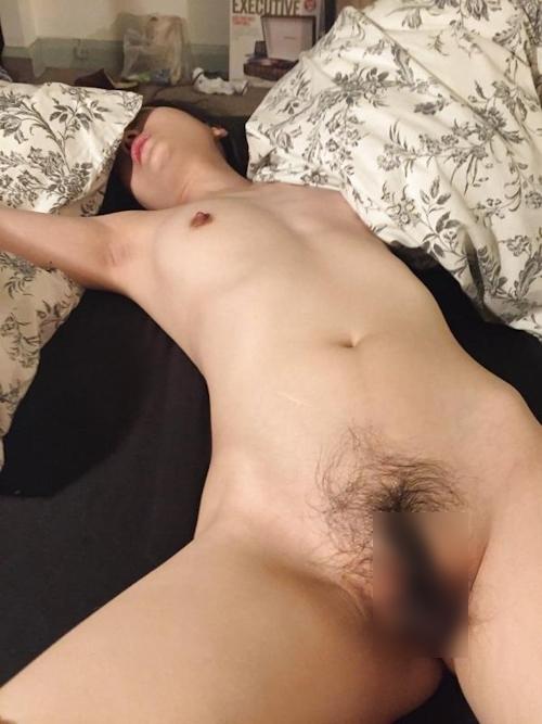 新婚美人若妻の結婚前のプライベートセックス流出画像  5