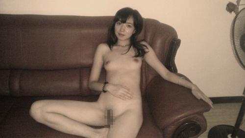 極上素人美女の流出ヌード画像 17