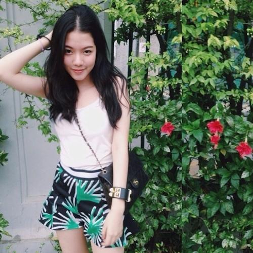 タイの清楚系素人美女の自分撮りヌード流出画像 2