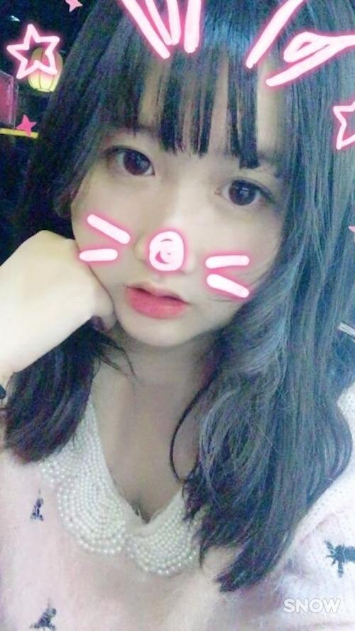 上海の19歳美少女の自分撮りヌード画像が流出 2