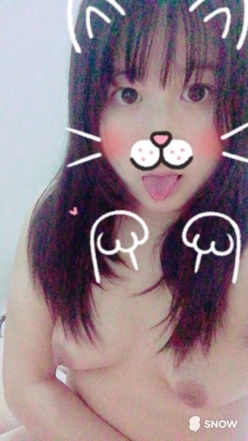上海の19歳美少女の自分撮りヌード画像が流出 6