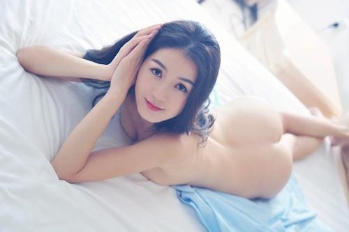 きれいなお姉さん系のナイスボディ美女のヌード画像 4