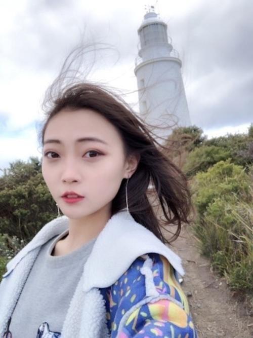 美少女留学生をハメ撮りした画像 2