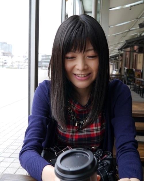 清楚な黒髪スレンダー美少女のセックス画像 2