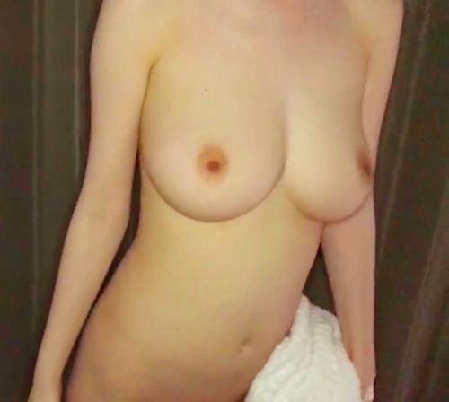 モデルをやってる巨乳美人女子大生のプライベートヌード流出画像2 5
