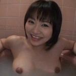 素人美女の入浴ヌード画像