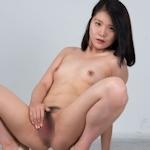 韓国美女モデルのマ○コくぱぁ画像