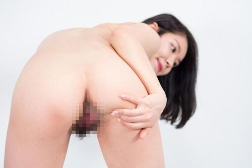 韓国美女モデルのマ○コくぱぁ画像 5