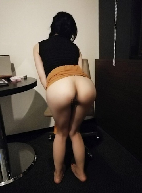 Aカップ微乳な26歳美人若妻の流出ヌード画像 7