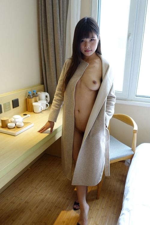 中国美少女モデル 萌萌(MengMeng) セクシーヌード画像 1