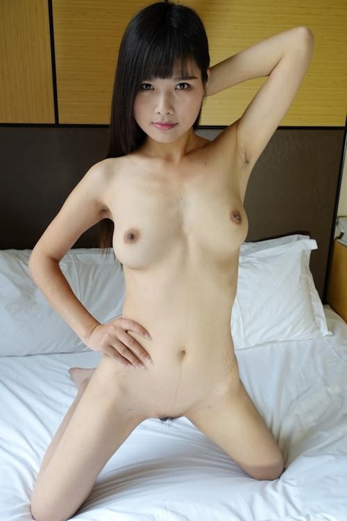 中国美少女モデル 萌萌(MengMeng) セクシーヌード画像 6