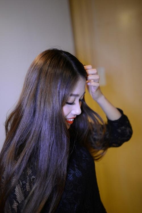 美乳な中国美女のヌード画像 1