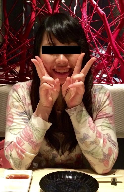 セフレの23歳素人美女のヌード画像 2
