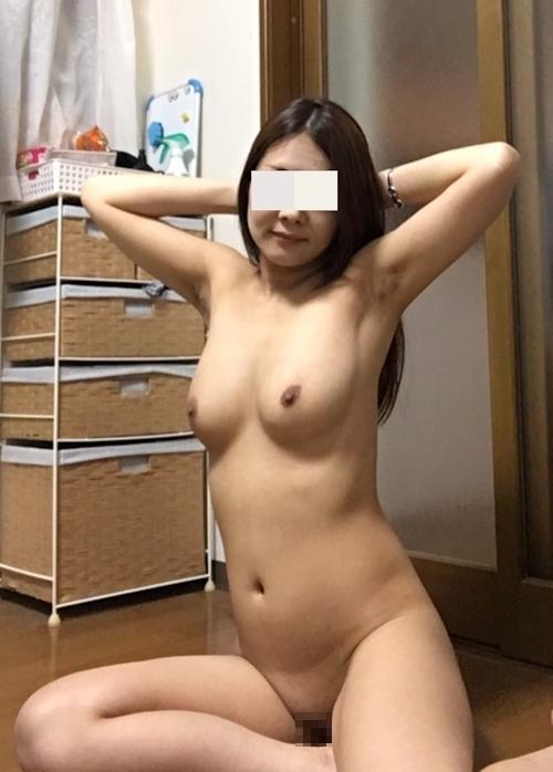 変態OLの肉便器ヌード画像3 4