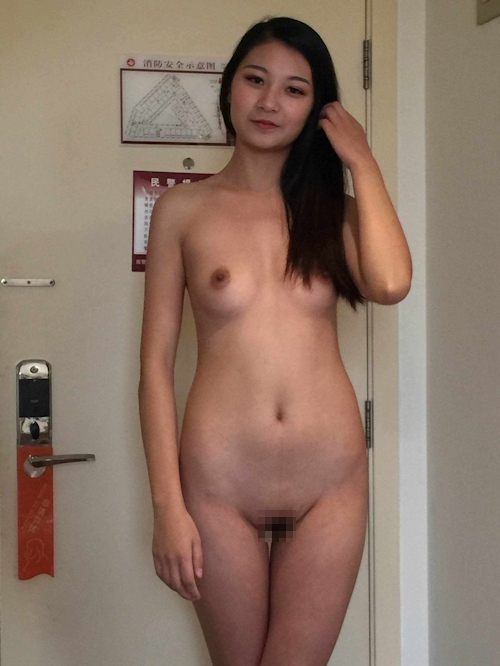 中国美女モデルのヌードを個人撮影した後ハメ撮りしてる画像 7