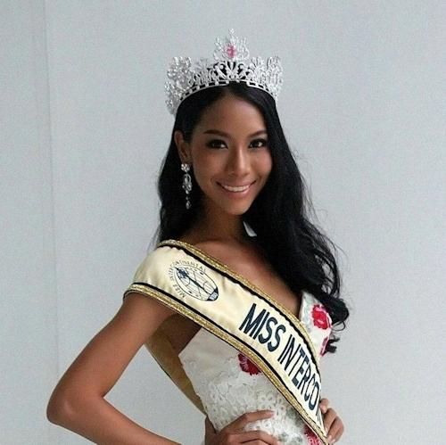 ミス・インターコンチネンタル タイ代表美女の自分撮りヌード画像 4