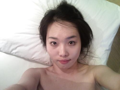 セレブな韓国素人美女のプライベートヌード&ハメ撮り画像が流出 18