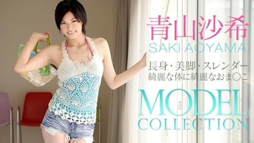 モデルコレクション フェチ 青山沙希 -カリビアンコムプレミアム
