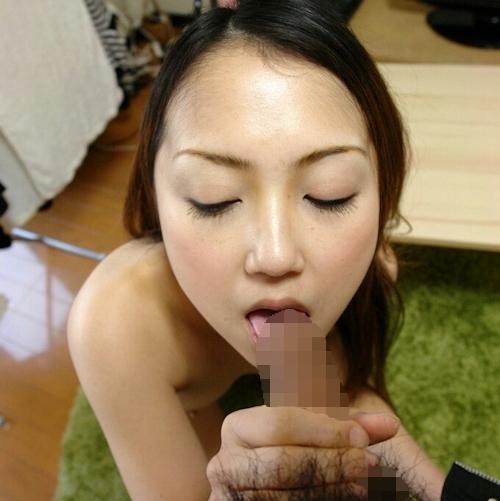 ちっぱいで可愛い女の子のフェラ&ハメ撮り流出ヌード画像 1