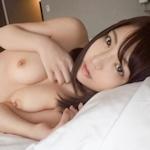 長身スレンダーなアイドル系美少女のガチイキセックス画像