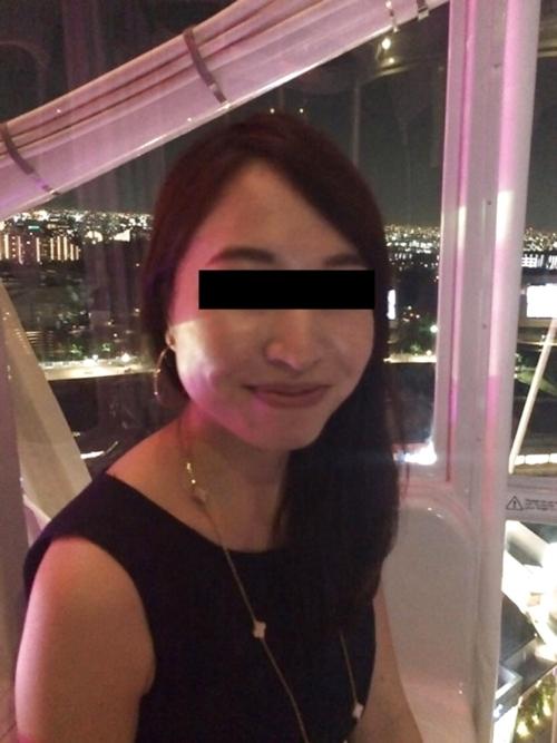 素人女性がプライベートで撮影した流出ヌード画像 4