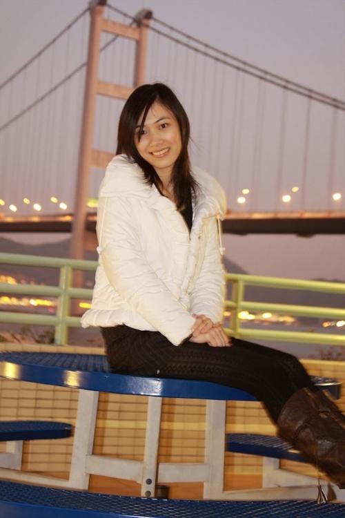 香港の美微乳素人美女のプライベートヌード流出画像 2