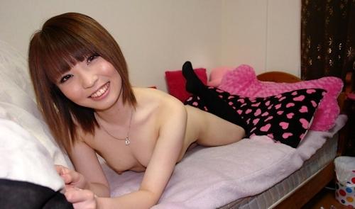 カワイイ系22歳素人美女のヌード&ハメ撮りセックス画像 4