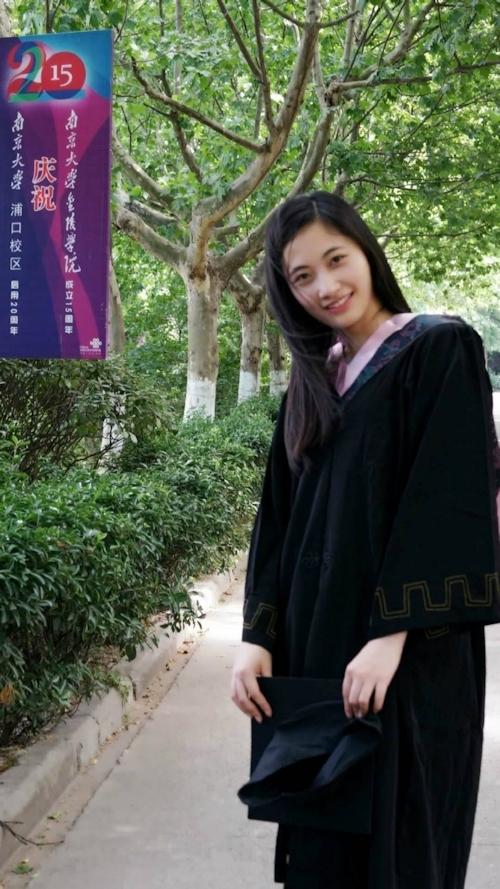 中国の美人女子大生の流出マ○コ画像 1