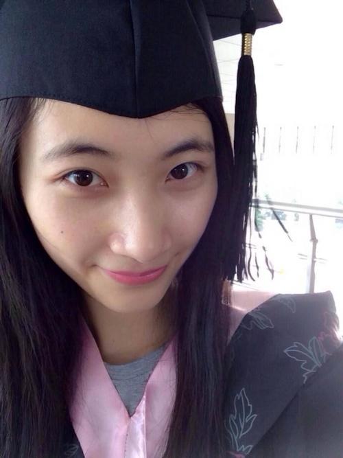 中国の美人女子大生の流出マ○コ画像 2