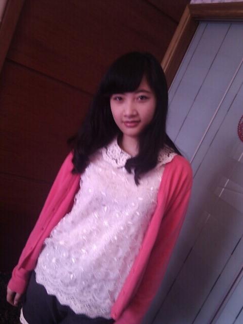 中国の美人女子大生の流出マ○コ画像 3