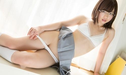 笹山りん セクシーセミヌード画像 1