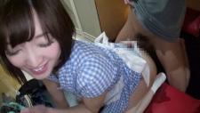 ネットで噂の裏オプリフレ嬢を潜入調査…9