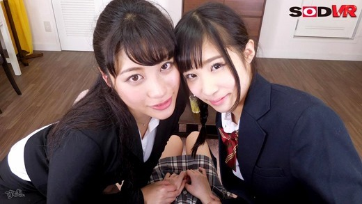 VRレズ動画画像 22