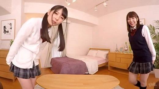 VRレズ動画画像 54