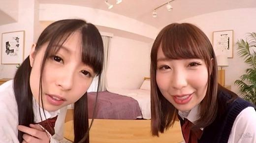 VRレズ動画画像 55