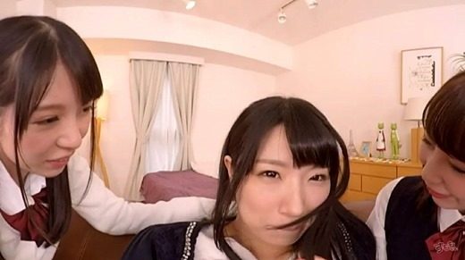 VRレズ動画画像 78