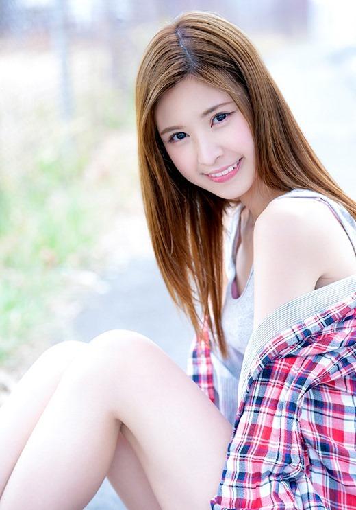 和久井まりあ モデルのようなスレンダー美少女画像