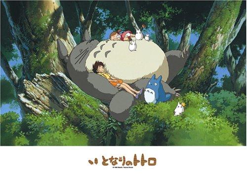 【画像】外国人にはトトロのこのシーンが意味不明らしいぞwwwwwwwwwwwww