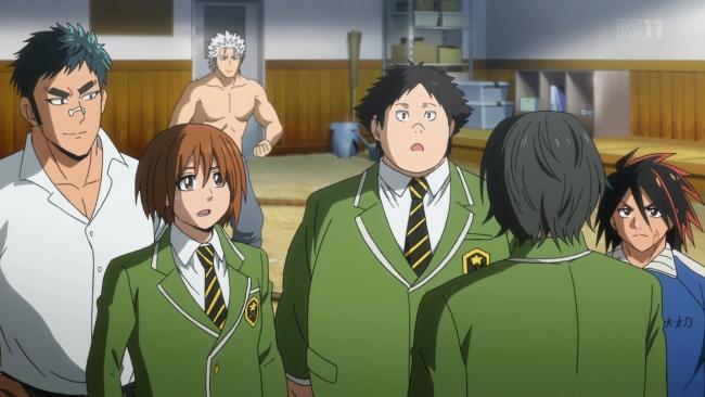 【悲報】火ノ丸相撲のアニメ、原作改変しすぎて叩かれる…