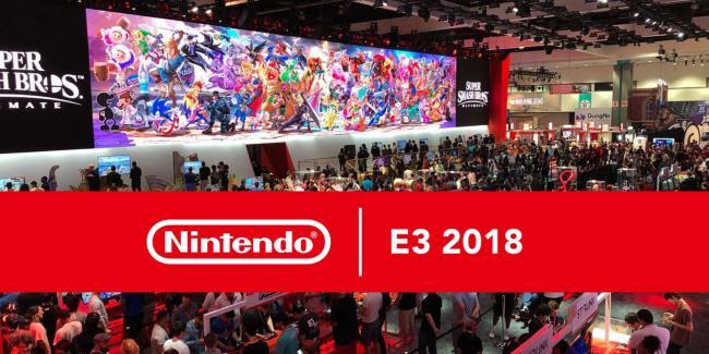 【速報】任天堂、E3で発表される情報が流出wwwwwwwwwww
