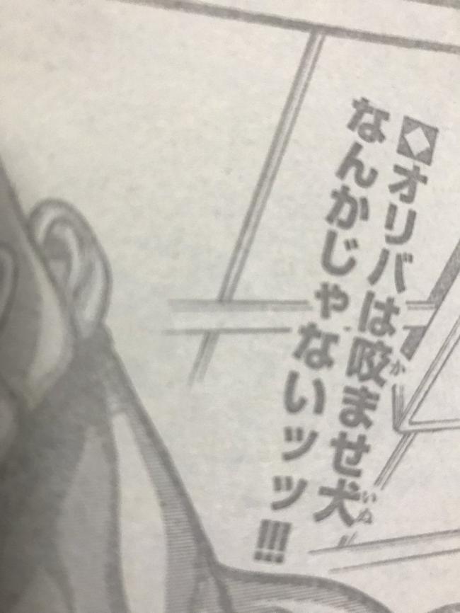 【朗報】ビスケット・オリバさん、かませ犬じゃなかったッッッ!!!!