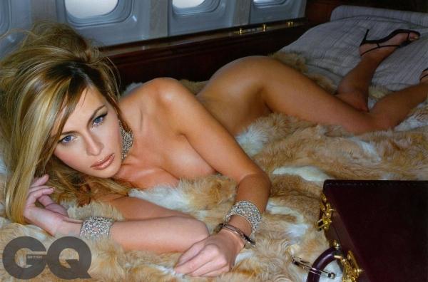 Melania-Trump-Nude-Sexy
