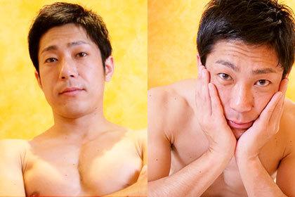 押忍!マッスル柔道男子!鍛え抜かれた筋肉!