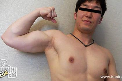 ソクハメ!!vol.293 笑顔の優しいレスリングマッチョな湊人くん27歳