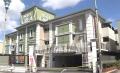 殺人事件のあった岡山市中区平井のホテル