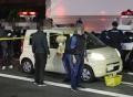 朝比奈久徳容疑者が逃走に使った軽乗用車