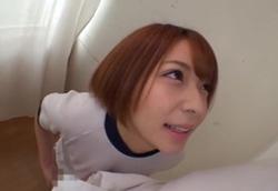 【痴女ブルマ】セクハラ教師にお仕置き脅迫チ○ポ虐め!麻里梨夏