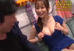 美巨乳お姉さんの凄テクに我慢でず暴発大量射精!篠田ゆう
